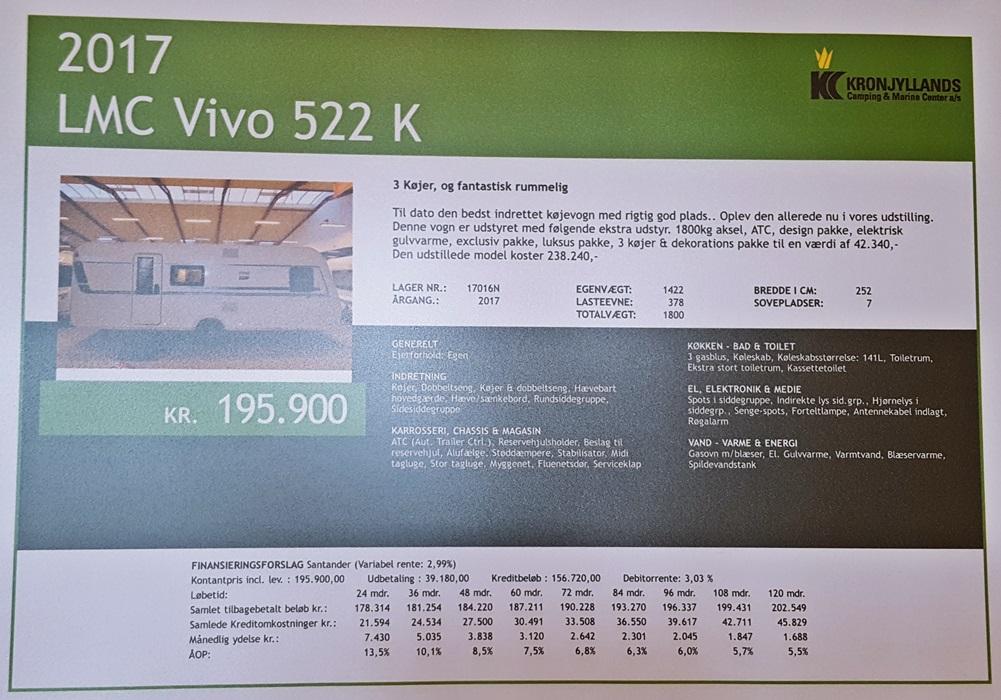 LMC-Vivo-522-K